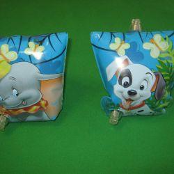 Children's armlets for swimming Disney 3-6 years