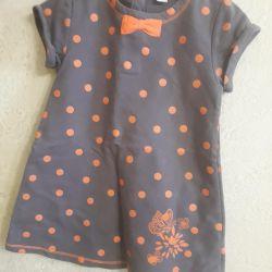 Φόρεμα για 2-3 χρόνια
