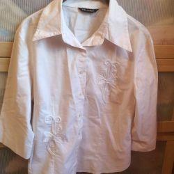 Продам блузку льняную