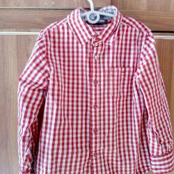 Shirt for a boy 3 years
