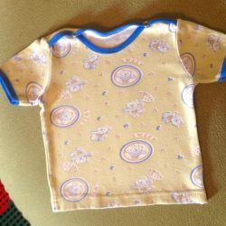 T-shirt r. 80