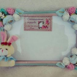 Baby frames for photo
