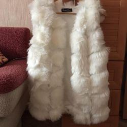 Αμάνικο παλτό