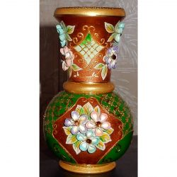 Vase for dried flowers