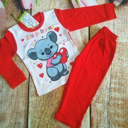 Pajamas / New Sets