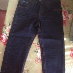 Новые джинсы 92