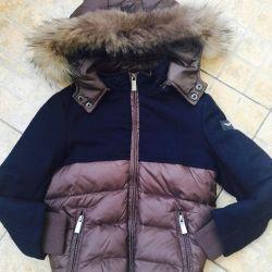 Куртка на мальчика ASTON MARTIN