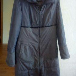 Stylish coat.
