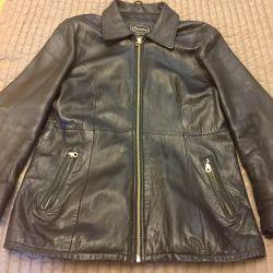 Leather jacket p48 leather