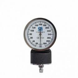 Bir tonometre için manometre