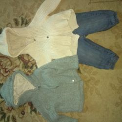Clothes for the girl