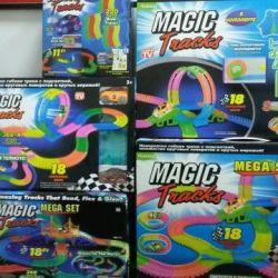 Magic Tracks 220/360/366/446 / Magazin