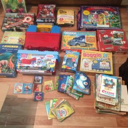 🔥Toys huge pack + some books