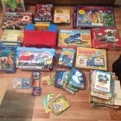 🔥Büyük paket + bazı kitaplar