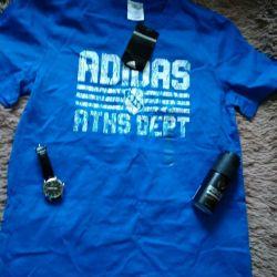 T-shirt marka ADIDAS orijinal