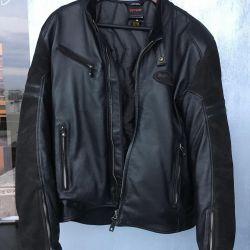 Leather jacket for men. SPIDI 52 rr