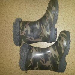 Lastik çizmeler-selikon.