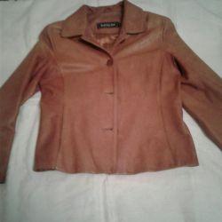 Kadın deri ceket 44razmer