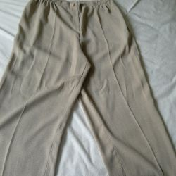 Trousers for women, size 60 (52-54)