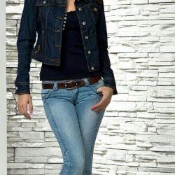 Jacket jeans F5
