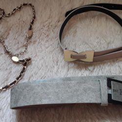 Belts new