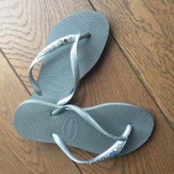 Slippers Havaianas with decor rr 29