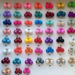 Серьги новые серьги в стиле Dior