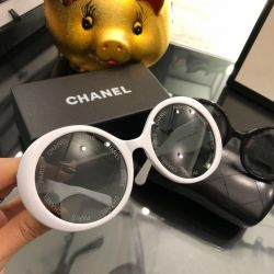 Chanel beyaz gözlük