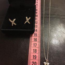 Κοσμήματα (κρεμαστά και κρεμαστά σκουλαρίκια)