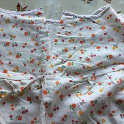 Nightgown, shirt - new