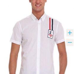 Новая рубашка US Polo Assn в упаковке