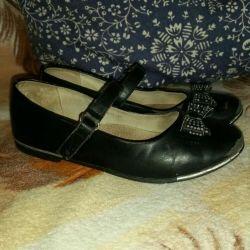 Black shoes 34