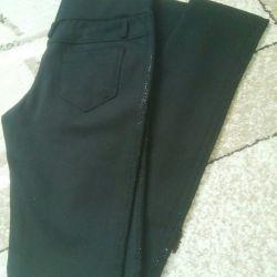 Pants tight. New