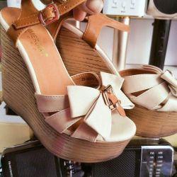 Sandals ?