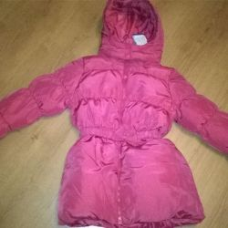 New coat- jacket for girl 110,122