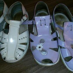 Ayakkabı, sandalet
