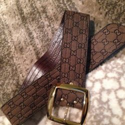 Genuine leather belt; perfect for 🎁 gift.