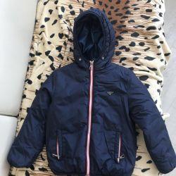 Jacheta de peste sezon pe băiat