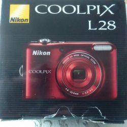 Nicon camera