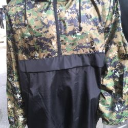 Jacket anorak windbreaker Fred Perry nou. Camuflaj
