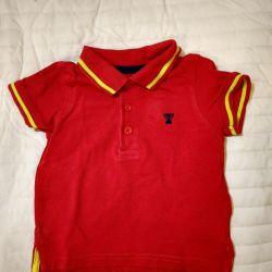 Oğlan için tişört
