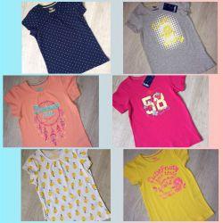 Almanya'dan yeni T-shirtler 110-116