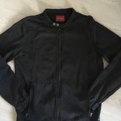 Guess bomber jacket 52-54 new