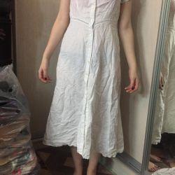 Γυναικείο καλοκαιρινό βαμβακερό παντελόνι p 44-46