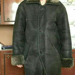 Sheepskin coat for men, p.46-48