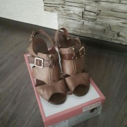 Sandale naturale