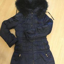 Winter jacket for pregnant women