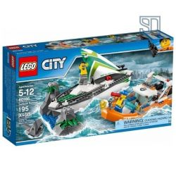 Designer LEGO City Town 60168 Operation