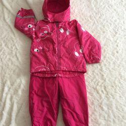 Зимний костюм 86-92