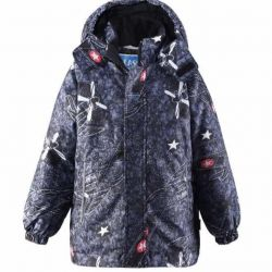 Winter jacket Lassie 134+